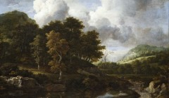 Jacob_van_Ruisdael_-_A_wooded_landscape_(1660s) (1)
