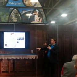 Rootstech, D. Joshua Taylor, Josh Taylor, genealogy, family history, Findmypast, event, conference, community, outreach, Salt Lake City, FGS2015